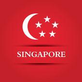 Singapore — Stock Vector