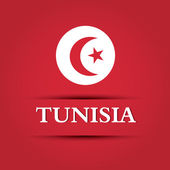 Tunisia — Stock Vector