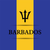 Barbados — Stock Vector