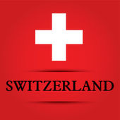 Switzerland — Vector de stock