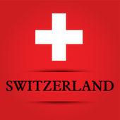 Switzerland — Stock Vector