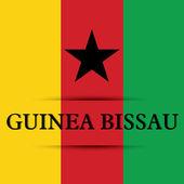 гвинея-бисау — Cтоковый вектор