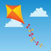 Kite — Stock Vector