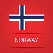 Norway — Stock Vector