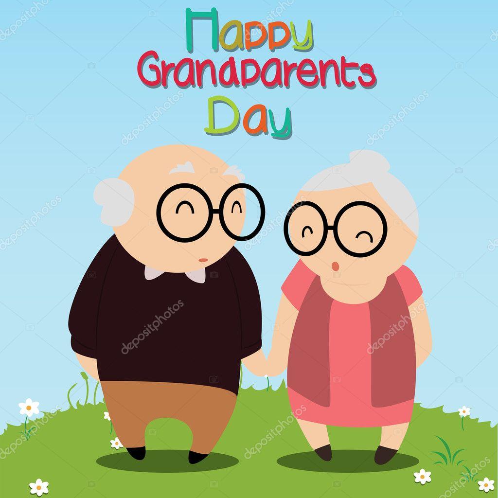 Grandmother Grandfather Grandfather And Grandmother on