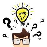 Questions — Stock Vector
