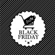 Stock Vector: Black Friday