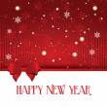 Happy new year — Cтоковый вектор #31865791