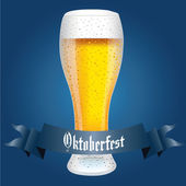 Bier — Stockvektor