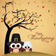 Thanksgiving day — Stock Vector #33014633