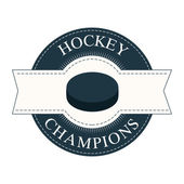 Hockey — Stock Vector