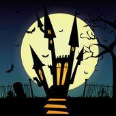 Halloween — Stock vektor