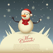 веселого рождества — Cтоковый вектор