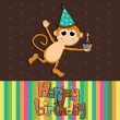 happy birthday — Stock Vector #35435079
