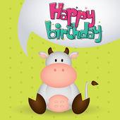 Happy birthday — Stock Vector