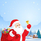 Merry Christmas — ストックベクタ