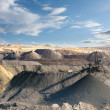 Open cast mining - Coal Mine — Foto Stock #28324159