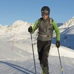 ������, ������: Ski touring