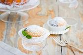 Little cupcake — Stock Photo