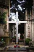 Cimitero Monumentale, Milan — Stock Photo