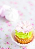 Fresh cupcake — Foto de Stock