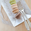 French macaroons — Stock Photo #26918895