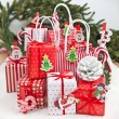 Little gifts for christmas time — Stock Photo #35004729