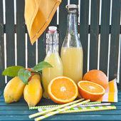 Domowej lemoniady — Zdjęcie stockowe