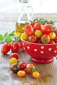 Variety of tomatoes — Stock Photo