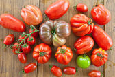 Fresh tomatoes — Stock Photo