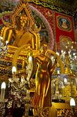 佛陀的各种动作 — 图库照片