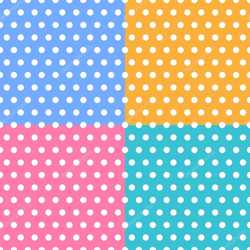 colorful dots patterns vector - photo #26