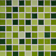 Stock Photo: Green square pattern