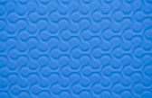 Blue Fabric Wallpaper — Stockfoto