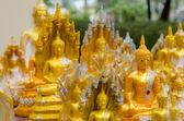 Little Buddhas — Stock Photo