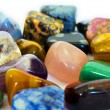 Colorful Stones Closeup — Stock Photo