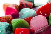 Colorful Stones (macro) — Stock Photo