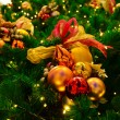 Colorful Christmas Decor — Stock Photo #28975053