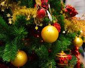 Shinny Balls of Christmas — Stock Photo