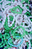Pile of Jade Bracelets — Stock Photo