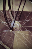 Bicycle Wheel — Stock Photo