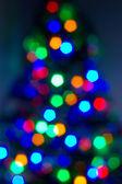 New Year's light — Stock Photo