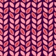 Royalty-Free Stock Vektorfiler: Floral pattern, Background with rows of leafs. Can use for wallpapers, web pages, cards, arts, surface texture, clothes ornaments