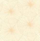 Bright radial elements. Seamless background for patterns, cards, textile, wallpapers, web pages — Stock Vector