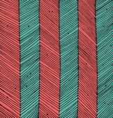 Vertical lines rose and green texture. Background for wallpapers, cards, arts, textile — Stock Vector