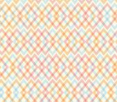 Geometric multicolor seamless pattern — Stock Vector