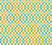 Geometrico transparente multicolor — Vector de stock