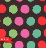 Fundo de pintura perfeita. padrão decorativo desenhado — Vetorial Stock