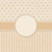 Vintage background. — Stock Vector