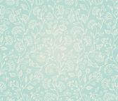 Floral seamless wallpaper pattern — Stockvektor